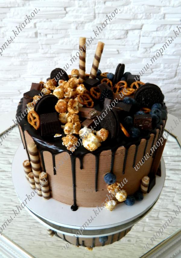 Оформление торта мужчине своими руками