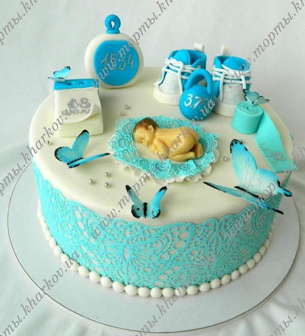 Рецепт торты детские 161