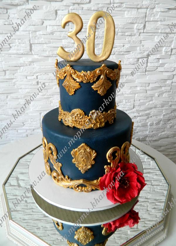 торт для мужчины на 50 лет фото